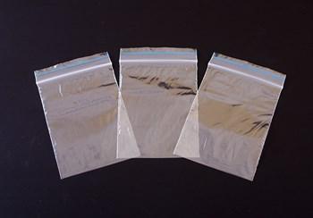 Пакет zip-lock 12х17, прозрачный, пачка 100 шт. - фото 8934