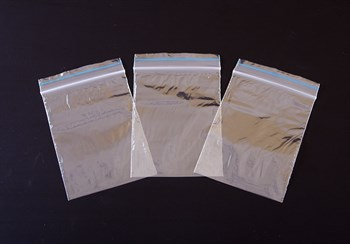 Пакет zip-lock 20х30, прозрачный, пачка 100 шт. - фото 8945