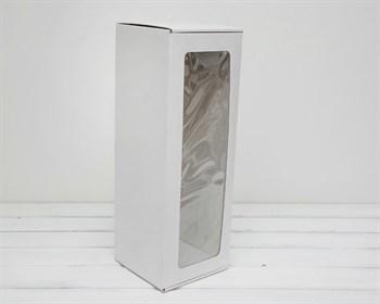 УЦЕНКА Коробка для кукол, с окошком, 45х16х16 см, белая - фото 9155