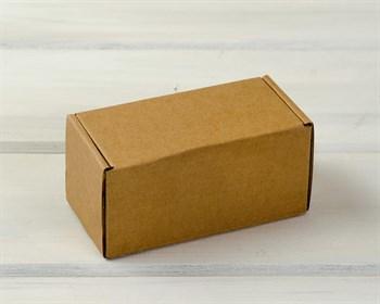 Коробка для посылок 12х6х6 см, крафт - фото 9280