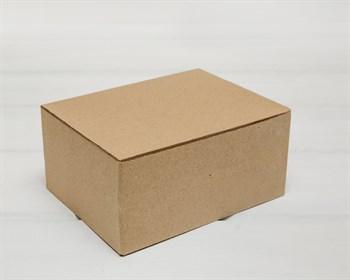 Коробка для посылок 19х14,5х9 см, крафт - фото 9653