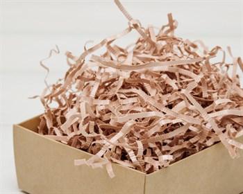 Наполнитель бумажный №050  Дизайнерский пыльная роза, 50 грамм - фото 9793