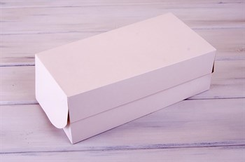 УЦЕНКА Коробка для капкейков/маффинов на 8 шт, 33х16х11 см, белая