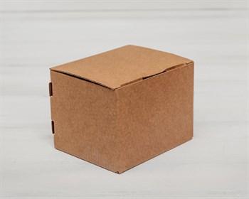 Коробка для посылок  11,7х9,7х9 см, крафт