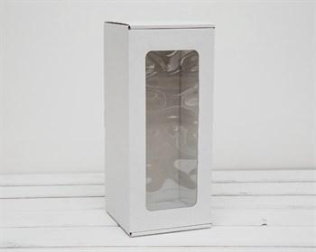 Коробка для кукол, с окошком, 30х13х13 см, белая