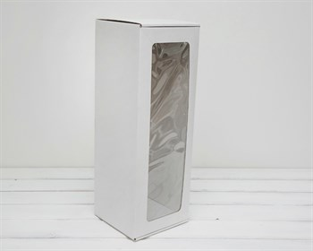 Коробка для кукол, с окошком, 45х16х16 см, белая