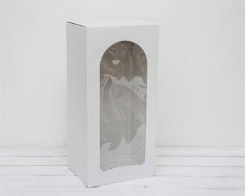 Коробка для кукол, с окошком, 50х24х18 см, белая