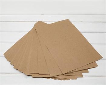 Крафт бумага А4, плотность 78г/м2, 50 листов
