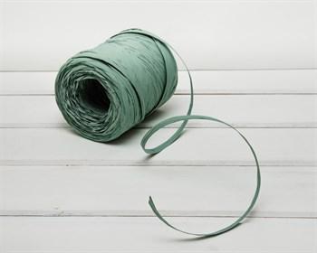 Рафия искусственная, нежно-зеленая, 3 м