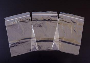 Пакет zip-lock 25х35, прозрачный