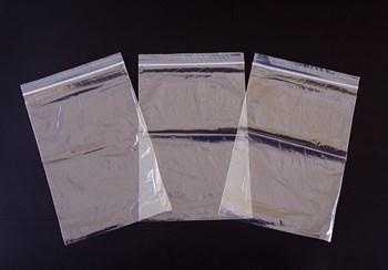 Пакет zip-lock 20х30, прозрачный