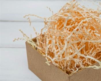 Наполнитель бумажный №040  Персиковый, 100 грамм