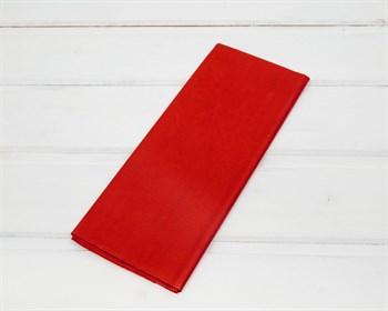 Бумага тишью, красная, 50х66 см 10 шт.