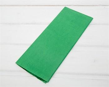 Бумага тишью, зеленая, 50х66 см 10 шт.
