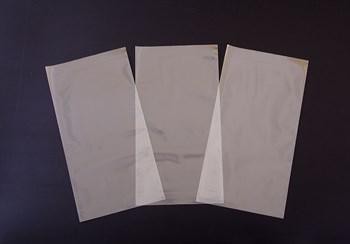 Пакет 13х25 см, прозрачный
