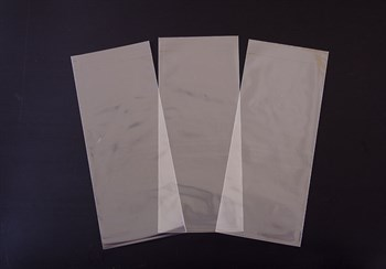 Пакет 10х25 см, прозрачный