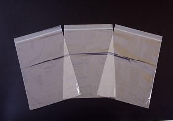 Пакет zip-lock 18х25, прозрачный
