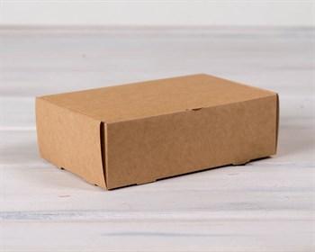 УЦЕНКА Коробка для выпечки и пирожных, 18,5х12,2х6 см, крафт
