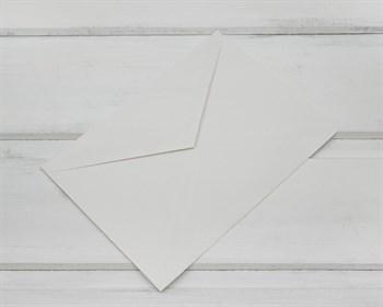 Конверт бумажный С6, 114х162мм, белый (декстрин)