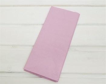 Бумага тишью, светло-лиловая, 50х66 см 10 шт.