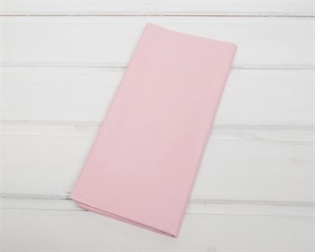 Бумага тишью, светло-розовая, 50х66 см  10 шт.