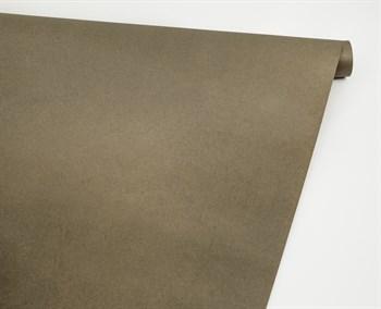 Бумага упаковочная, 70 гр/м2, хаки, 70см х 10м, 1 рулон