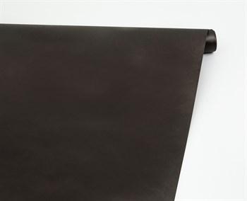 Бумага упаковочная, 70 гр/м2, черная , 70см х 10м, 1 рулон