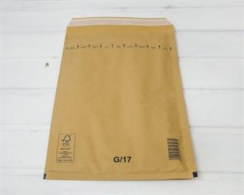 Пакет с воздушной подушкой  G/17, 210х330мм, крафт