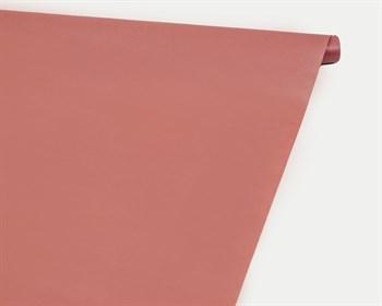 Бумага упаковочная, 40гр/м2, брусничная, 70см х 10м, 1 рулон