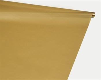 Пленка глянцевая, 72см х 7,5м, золотая, 1 рулон