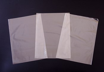 Пакет 18х25 см, прозрачный, 100 шт.