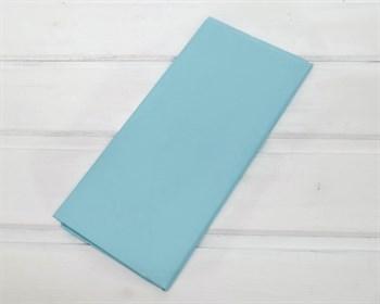 Бумага тишью, небесно-голубая, 50х66 см, 10 шт.